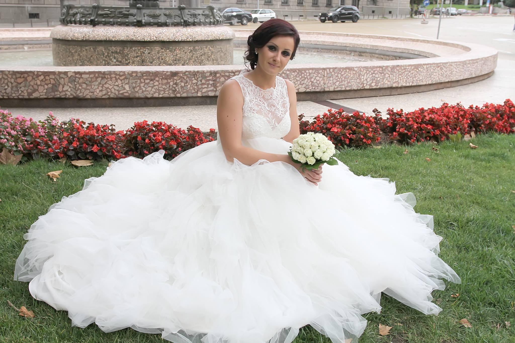 Сватбеният ден на Теодора и Ивайло
